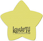100 Sheet 3 x 3 Star Sticky Notes